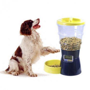 Кормушки и поилки для собак