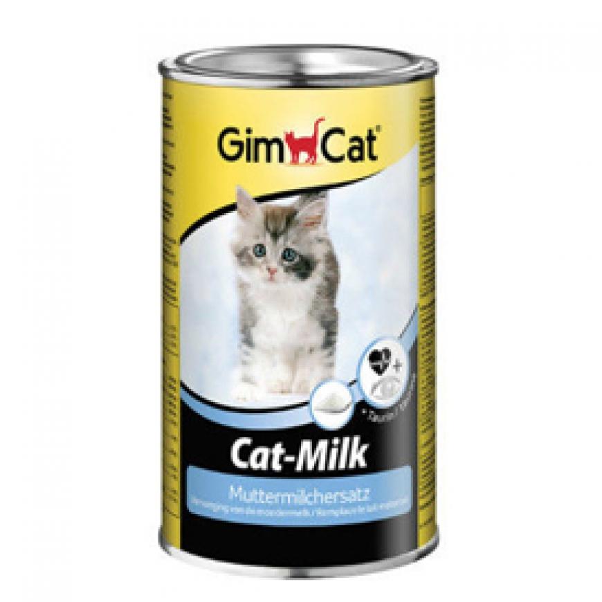 Сухое молоко для кошек