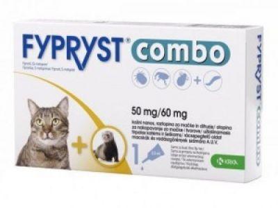 Фиприст комбо (Fypryst combo) капли против блох и клещей для котов и хорьков