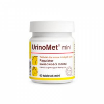 Dolfos UrinoMet Mini (Долфос Уриномет) мини таблетки для котов и собак поштучно
