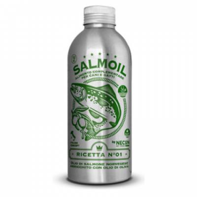 Масло лосося №1 + оливковое масло (250 мл)