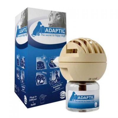 Adaptil Адаптил Диффузор + сменный блок 48 мл. Для решения поведенческих проблем у собак.