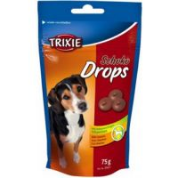 TRIXIE Трикси Schoko drops драже со вкусом шоколада для собак 75 г ТХ 31611