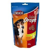 TRIXIE Трикси Schoko drops драже со вкусом шоколада для собак 200 г ТХ 31613