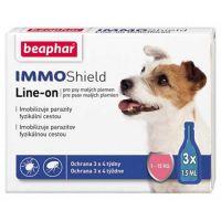 Immo Shield Иммо Шилд капли диметикон для собак 1-15 кг Беафар 1 амп