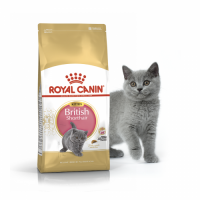 Royal Canin Cat British Shorthair Kitten - Роял Канин для котят британской короткошерстной кошки сухой корм 400 г, 2 кг, 10 кг
