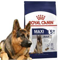 Royal Canin Maxi Adult 5+ 4 кг, 15 кг