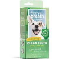 Тропиклин гель для чистки зубов у собак Tropiclean clean teeth gel for dogs, 118 мл