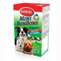 SANAL DOG MINI BonBons Sheepfat Seaweed Витаминное лакомство для собак (150 г)