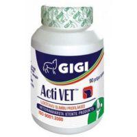 GIGI ACTI VET Акти Вет витамины для собак, 90 табл.
