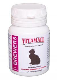 VitamAll BREWERS для кошек 100 таблеток