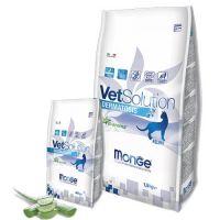 Monge VetSolution Cat Dermatosis Монж диета для кошек с заболеваниями кожи 400 г; 1,5 кг