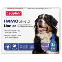Immo Shield Иммо Шилд капли диметикон для собак 30-50 кг Беафар 1 амп