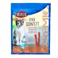 Трикси Палочки для котов TRIXIE - Quadro-Sticks ягненок+птица, 5шт TRIXIE TX-42723