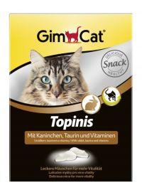 Gimpet Topinis (Гимпет Топинис) Витаминные вкусные мышки с кроликом 190 шт