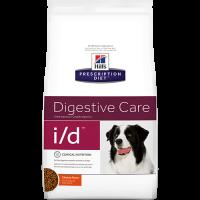 Hill`s PD Canine i/d (with Chicken) - Хиллс лечебная диета для собак при расстройствах пищеварения (сухой корм с курицей) 2 кг; 5 кг; 12 кг