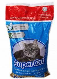 Наполнитель СуперКет SuperCat стандарт, 3кг