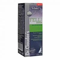 Dr.Clauder's Fell Plus Serum Доктор Клаудер Фелл Плюс Витамины для укрепления шерсти при избыточной линьке у собак, 100 мл