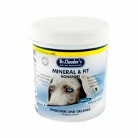 Dr.Clauder's Mineral&Fit Bonefort Витаминная добавка для собак (кальций/фосфор), 500 г
