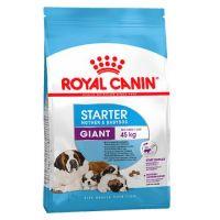 Royal Canin Giant Starter сухой корм для щенков  гигантских пород 1 кг, 4 кг