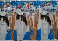 Perfecto Cat - рыбные палочки Перфекто Кет с лососем и форелью