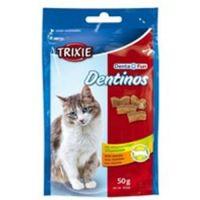 TRIXIE Трикси дропсы для котов Dentinos лакомства 50 г TX-4266