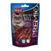 TRIXIE Трикси кусочки утиного филе для котов - Premio 50 г TX-42716