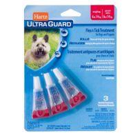 Hartz Ultra Guard Капли от блох, клещей, комаров для собак и щенков 7-14 кг 1 пипетка