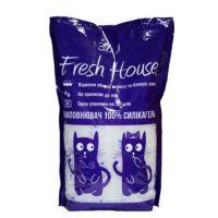 Наполнитель силиконовый Fresh House (Фреш Хаус) 3,6 л