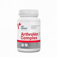 VetExpert ArthroVet HA (АртроВет ГК) Комплекс для собак и кошек (Марганец) 60 табл, 90 табл