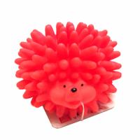 Croci Игрушка для собак CaniAMici Ежик винил с пищалкой 6,5 -7,5 см, 1 шт