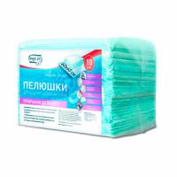 Пеленки для приучения к туалета Magic Pet 60*60 см, 10 шт