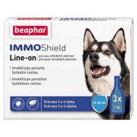 Immo Shield Иммо Шилд капли диметикон для собак 15-30 кг Беафар 1 амп