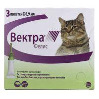 Vectra Felis Вектра фелис - капли от блох для кошек 1 пипетка