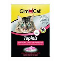 Gimborn Витамины Топинис GimCat Topinis творог 190 таблеток