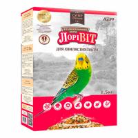 """Корм для волнистых попугаев """"Лоривит"""" 1,5 кг"""
