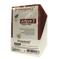 Dermoscent ATOP 7 Shampoo Шампунь-крем для раздражённой сухой кожи собак и кошек склонной к аллергии саше 15 мл 1 пакетик