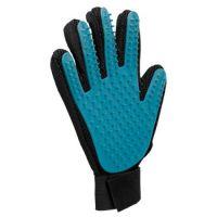 TRIXIE Трикси Перчатка массажная с пупырышками (резина-ткань) TX-23393