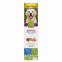 Шампунь Natural Solutions для собак с длинной шерстью 250 мл, GimDog
