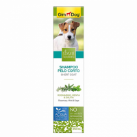 Шампунь Natural Solutions для собак с короткой шерстью 250 мл, GimDog