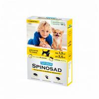 SUPERIUM Spinosad (СПИНОСАД) таблетка от блох для котов и собак от 1.3 до 2.5 кг
