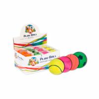 Croci Игрушка для собак Мяч резиновый литой светящийся неон 5,5 см, С6003444
