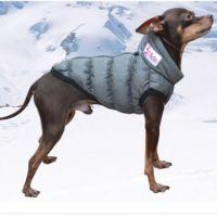 """Жилет для собак """"TM DIEGO"""" Диего Спорт 1/2 серый"""