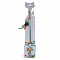 Croci дразнилка Мышка игрушка для котов (1 шт), 26 см