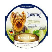 Happy Dog паштет для собак кролик 85 гр