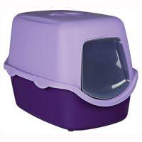 "TRIXIE Трикси туалет-домик д/кота ""Vico"", фиолет/сирень TX-40274"