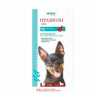 Празикон МИНИ для маленьких собак 1 таблетка на 1 кг №10 Vetbio, 1 таблетка
