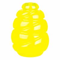 TRIXIE Прыгун сверхпрочный (резина) 11 см желтый ТХ-32843