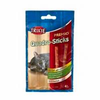 Трикси палочки для котов Quadro-Sticks (птица+печень) 5 шт, ТХ-42724