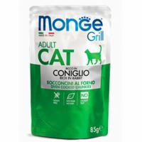 Monge Cat Grill Монже Кет Гриль Кролик 85 г